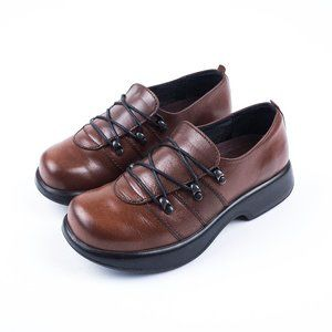 Dansko Janika Lace Up Oxfords Clogs Shoes Brown 37